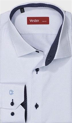 Рубашка приталенная VESTER 13914-02w-21 - фото 11180