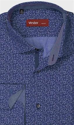 На высокий рост рубашка VESTER 281142-09w-21 - фото 11229