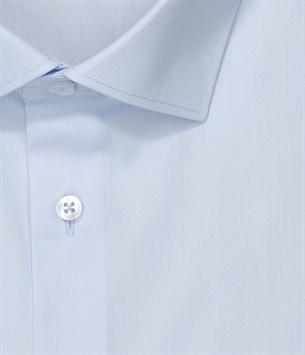 На высоких голубая сорочка VESTER 707142-90w-21 - фото 11250