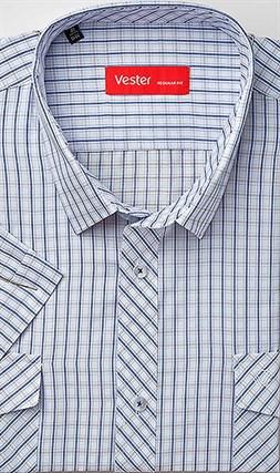 Большая сорочка короткий рукав VESTER 888141-22sp-20 - фото 11295