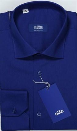 На высоких сорочка синяя ELITA 684122-23 - фото 11298
