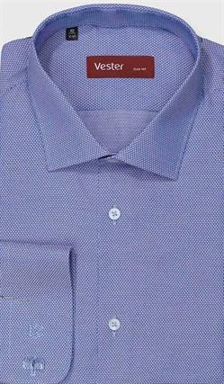 Рубашка приталенная VESTER 70714-06w-21 - фото 11309