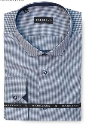 Мужская рубашка 20299 BSF BARKLAND - фото 11318