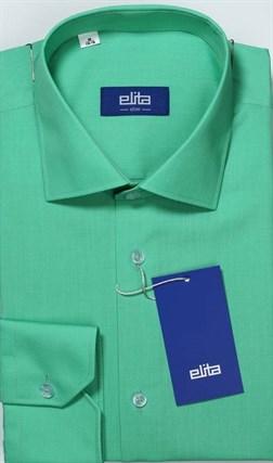 Однотонная сорочка ELITE 68412-12 - фото 11367