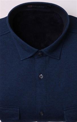 Зимняя на флисе рубашка BROSTEM MS2A1-65 - фото 11390