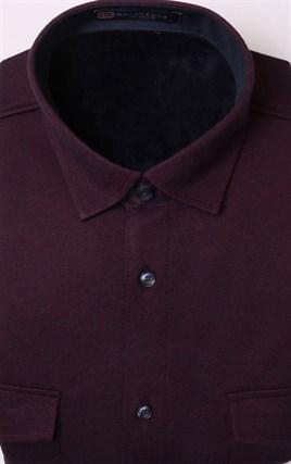 Теплая на флисе рубашка BROSTEM MS2A1-67 - фото 11405