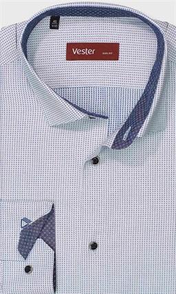 Большого размера рубашка VESTER 294141-22w-21 - фото 11411