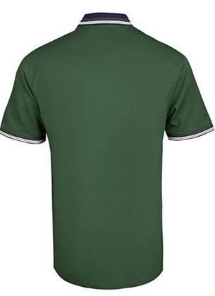 Поло 100% хлопок RETTEX 3922-23 зеленое - фото 11448
