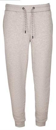 Тренировочные светло-серые штаны на резинке BROSTEM MJ1A1-92 - фото 11571