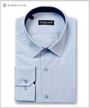 Мужская рубашка 20239 BSF BARKLAND приталенная - фото 11599