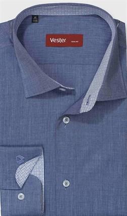 Рубашка на высокий рост VESTER 93014L-20 (sp21) - фото 11611