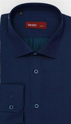 На высокий рост рубашка VESTER 27914L-30w-21 - фото 11616