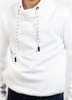Толстовка мужская BROSTEM MT1A1-00 белая - фото 11619
