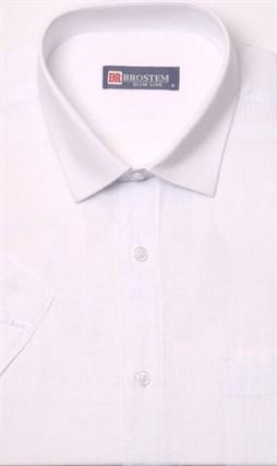 Летняя рубашка лен с хлопком BROSTEM 1SBR013-1 - фото 11639