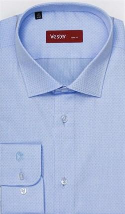На высокий рост рубашка VESTER 27914L-14-25 - фото 11649