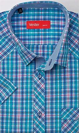 Рубашка с коротким рукавом VESTER 80814-67sp-21 - фото 11660