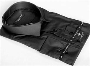 Сорочка чёрная BARKLAND 1135 BRF - фото 4488