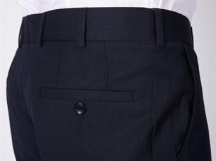 Черные мужские брюки 19891 - фото 4835