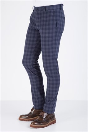 Мужские брюки чинос B-017-13-01 - фото 6532