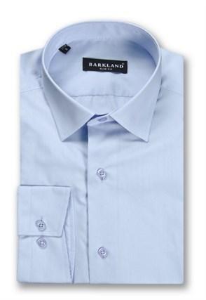 Мужская рубашка 1157 BSF BARKLAND приталенная - фото 6761