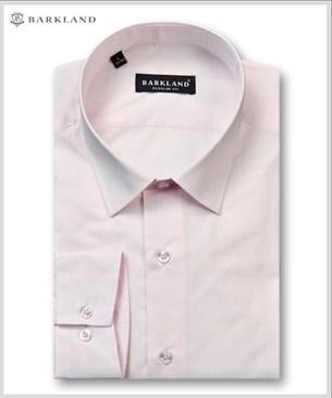 Мужская рубашка 1180 BRF BARKLAND полуприталенная - фото 6774