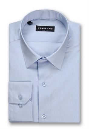 Мужская рубашка 1191 BSF BARKLAND приталенная - фото 6785