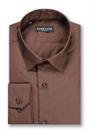Мужская рубашка 1199 BSF BARKLAND приталенная - фото 6793