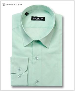 Мужская рубашка 1201н BSF BARKLAND полуприталенная - фото 6795