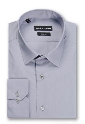 Мужская рубашка 1211 BSF BARKLAND приталенная - фото 6802