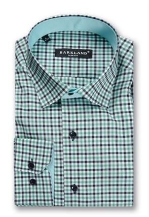 Мужская рубашка 20120 BSF BARKLAND приталенная - фото 6809