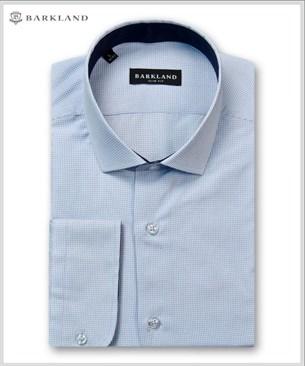 Мужская рубашка 20228 BSF BARKLAND приталенная - фото 6816
