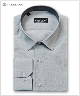 Мужская рубашка 20237 BSF BARKLAND приталенная - фото 6820