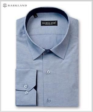 Мужская рубашка 20238 BSF BARKLAND приталенная - фото 6821
