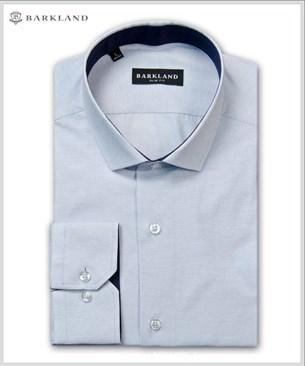 Мужская рубашка 20243 BSF BARKLAND приталенная - фото 6825