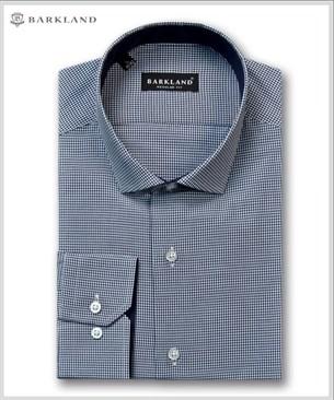 Мужская рубашка 20283 BRF BARKLAND полуприталенная - фото 6851