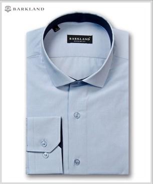 Мужская рубашка 20285 BRF BARKLAND полуприталенная - фото 6853