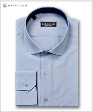 Мужская рубашка 20287 BRF BARKLAND полуприталенная - фото 6855
