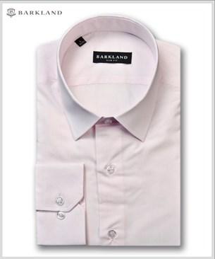 Мужская рубашка 60043 BSF BARKLAND long приталенная - фото 6859
