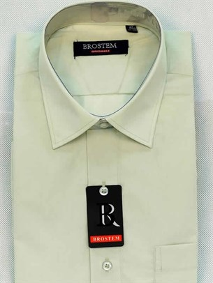 Мужская рубашка с коротким рукавом BROSTEM CVC68s - фото 7496