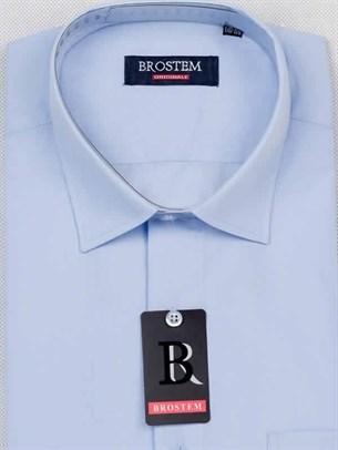 Большая рубашка с коротким рукавом BROSTEM CVC27sg - фото 7545