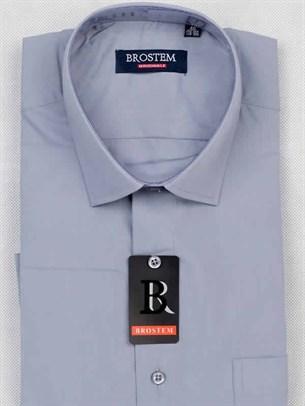 Большая рубашка с коротким рукавом BROSTEM CVC72sg - фото 7563