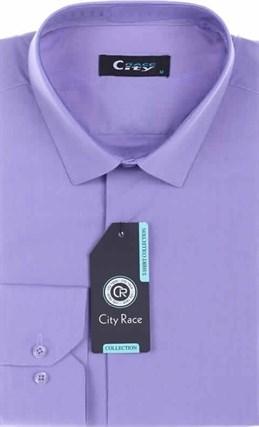 Приталенная сорочка City Race BROSTEM 907-pr - фото 7801