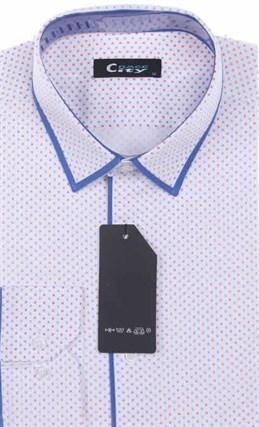 Мужская рубашка City Race BROSTEM приталенная  CR105-41 Z-pr - фото 7828