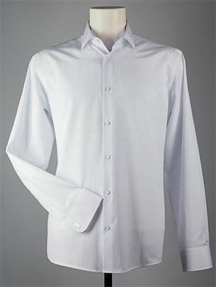 Рубашка мужская р.45/182-188 VESTER 70714S-17 прямая - фото 8174