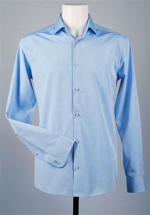 Рубашка мужская VESTER 70714S-05 приталенная - фото 8191