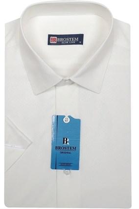 Мужская рубашка полуприталенная BROSTEM 4702s - фото 8412
