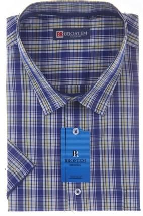 Мужская рубашка большого размера BROSTEM 8SG16-8sg - фото 8484
