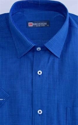 Большая рубашка лен+хлопок 8SG24-1sg - фото 8598