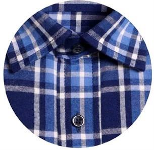 Фланелевая рубашка р.М шерсть-хлопок BROSTEM 9LBR3-6(8-76-3) - фото 9175