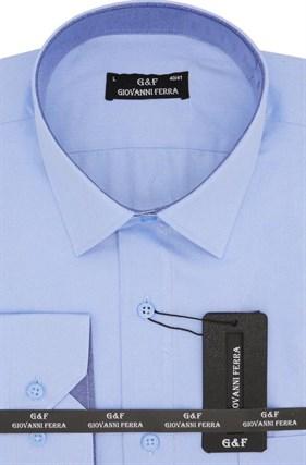 Рубашка в мелкую клетку BUR 417-2 - фото 9323